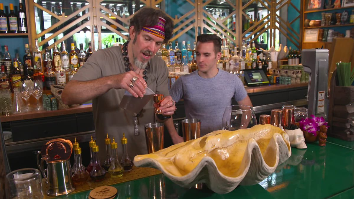 Mike drops by The Polynesian in NYC to learn about all things tiki.