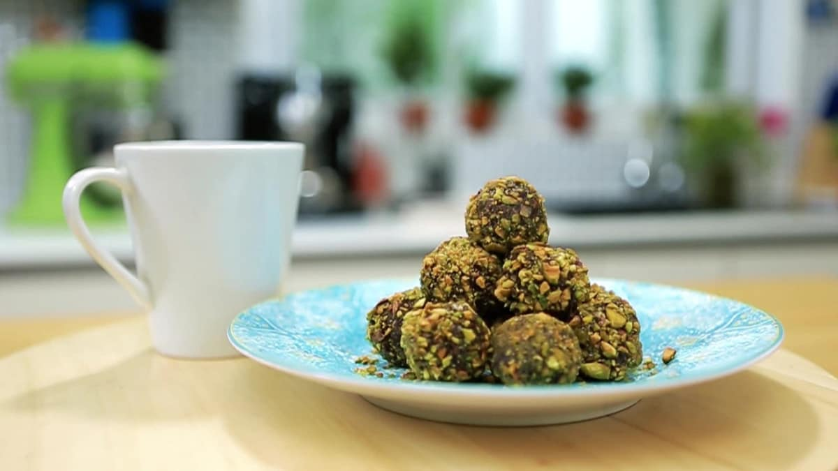These chai-infused truffles are perfect for dessert or gift-giving.