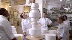 Ridiculous Wedding Cakes